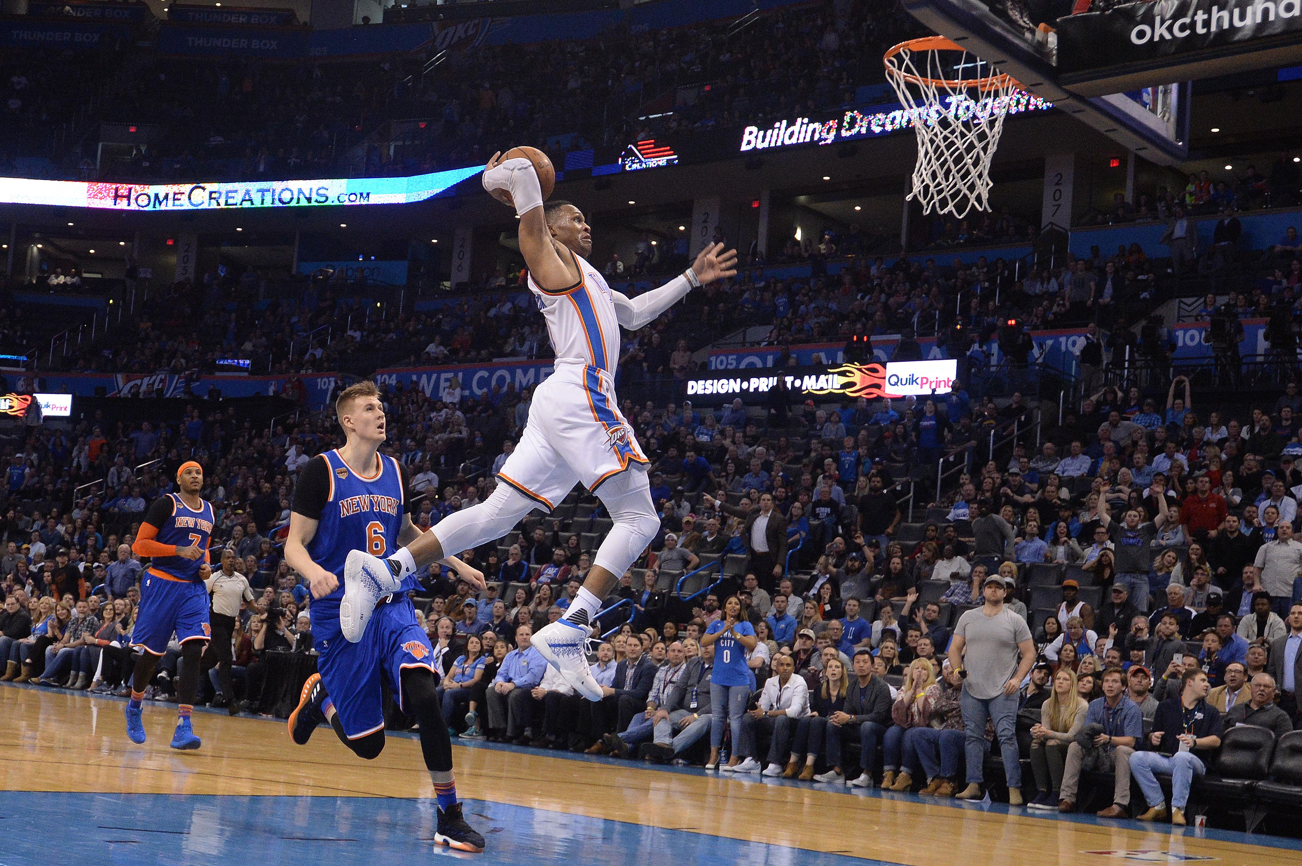 Russell Westbrook Lives In Each Of Us, Whether We Admit It ...