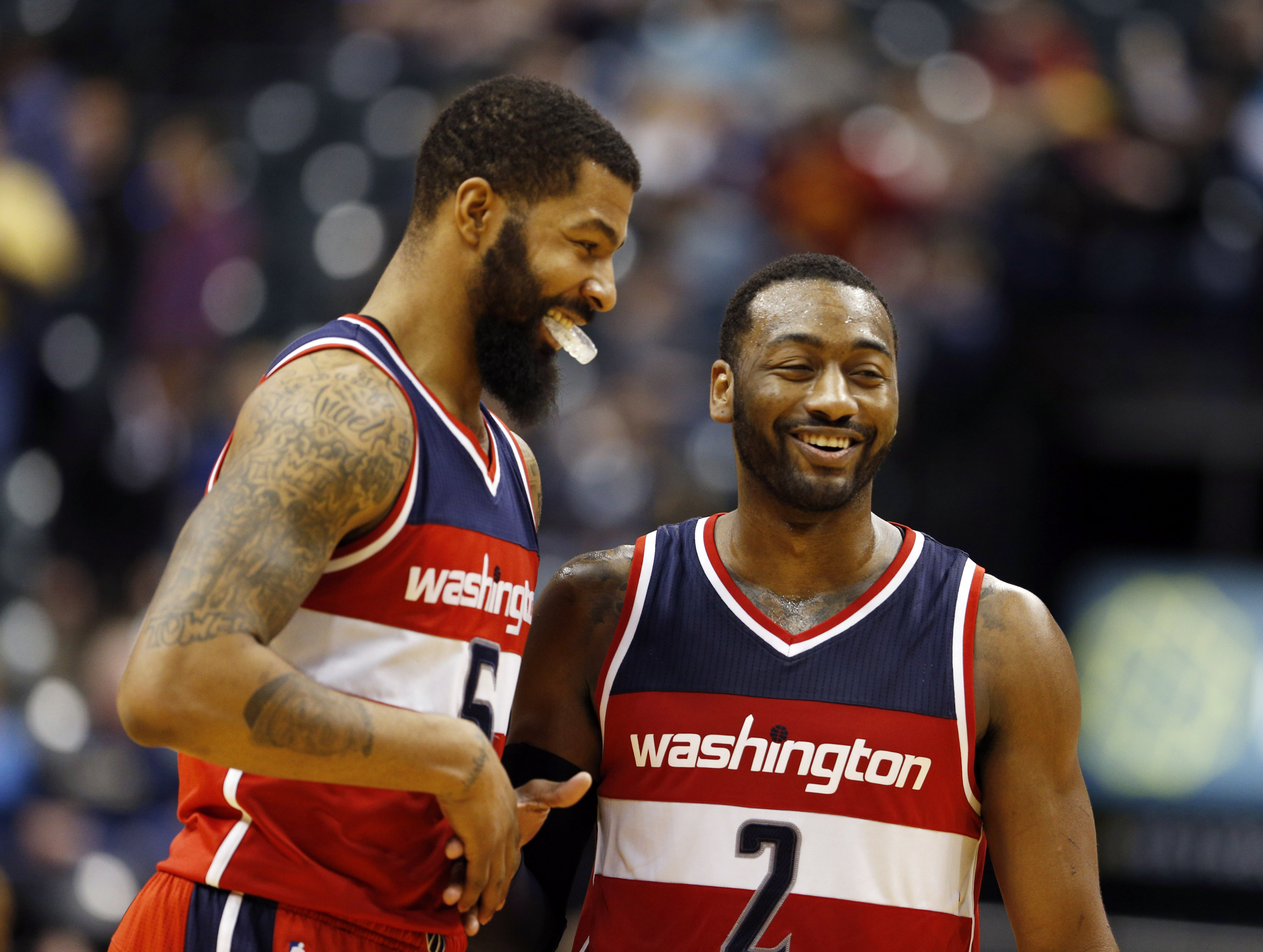 quality design 1d9a1 c1ce8 Washington Wizards: 5 Takeaways At The All-Star Break - Page 6