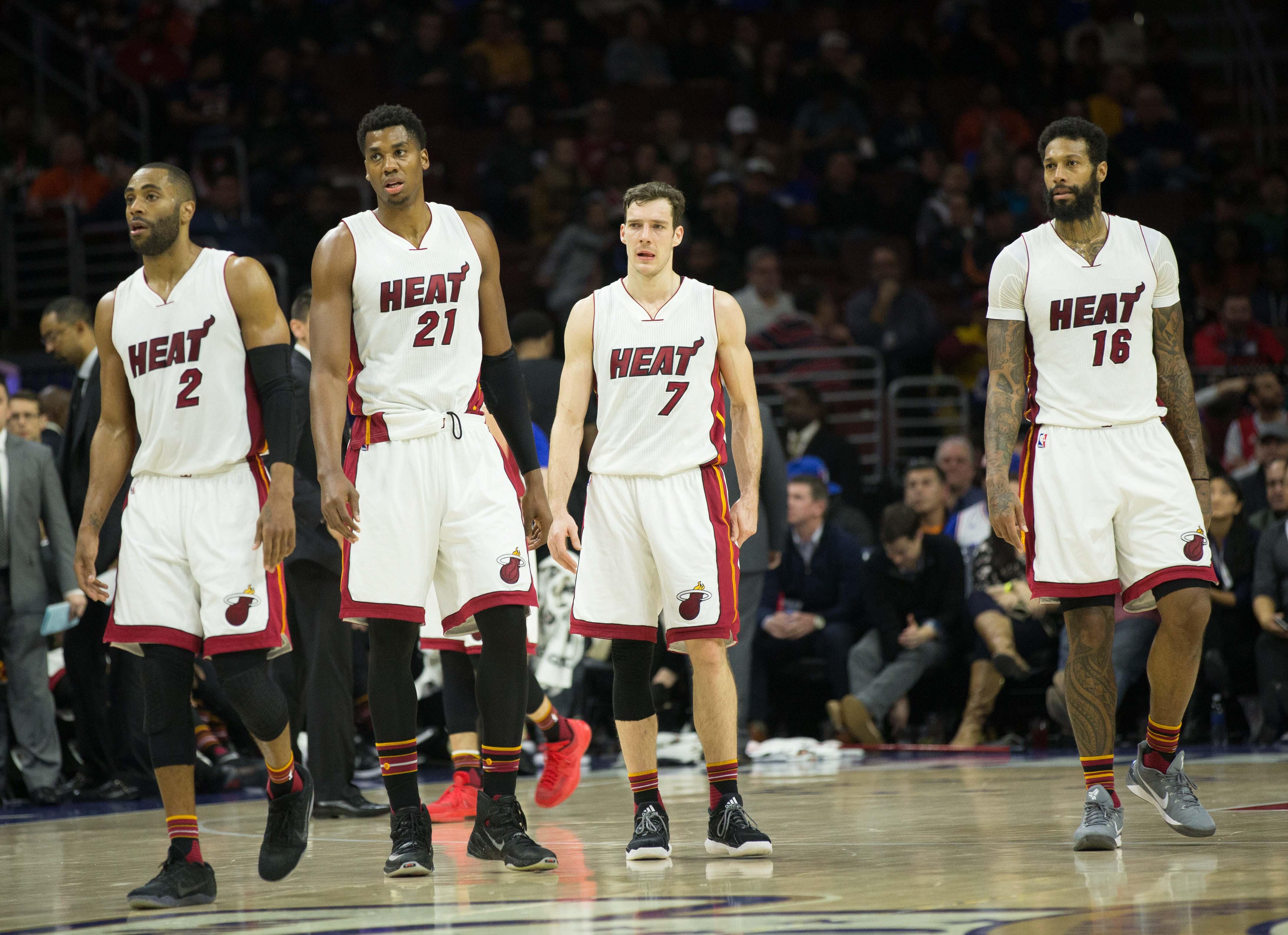 Miami heat roster nba - 2017 Nba Trade Deadline