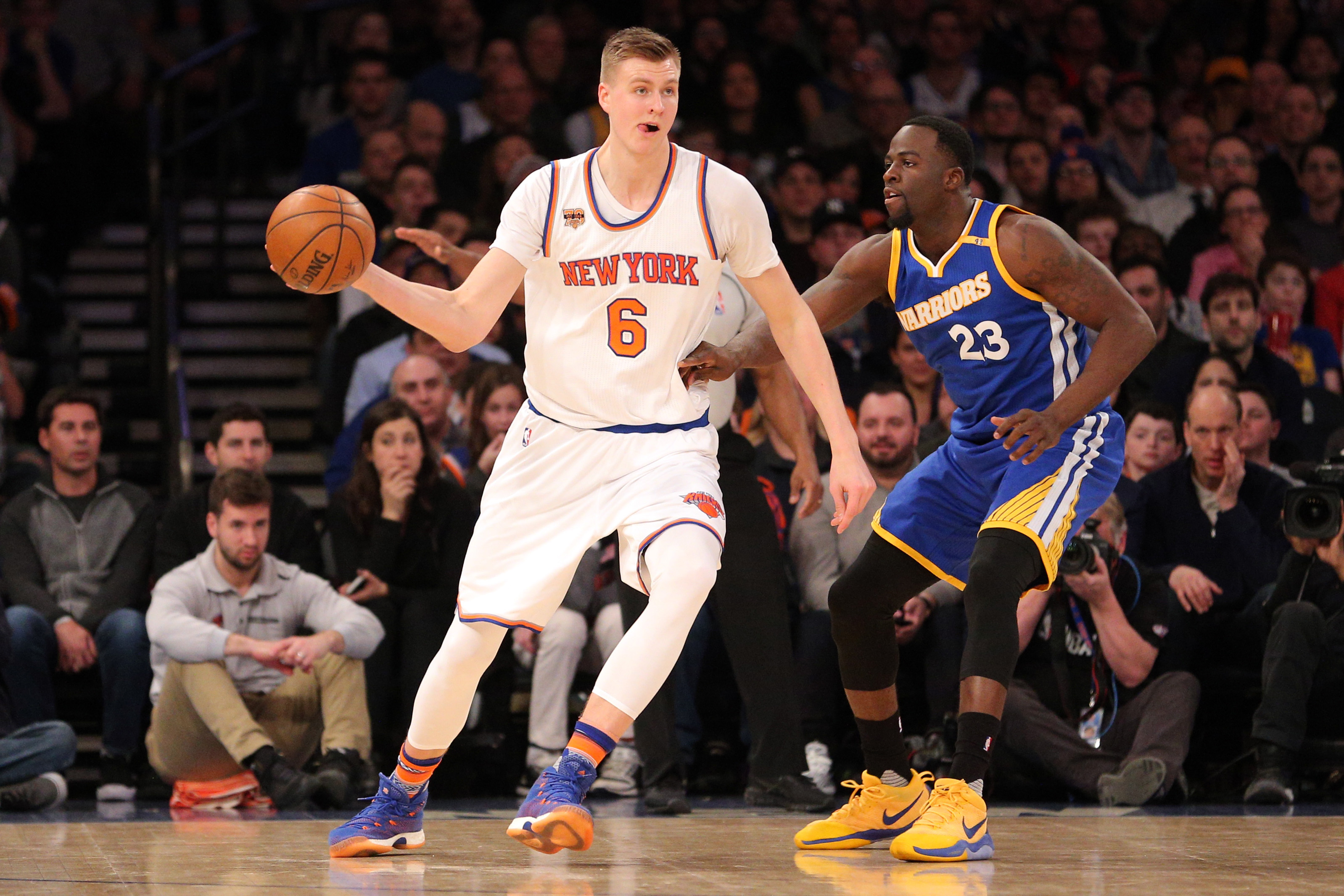 New York Knicks What the Knicks can learn from the 2017 NBA
