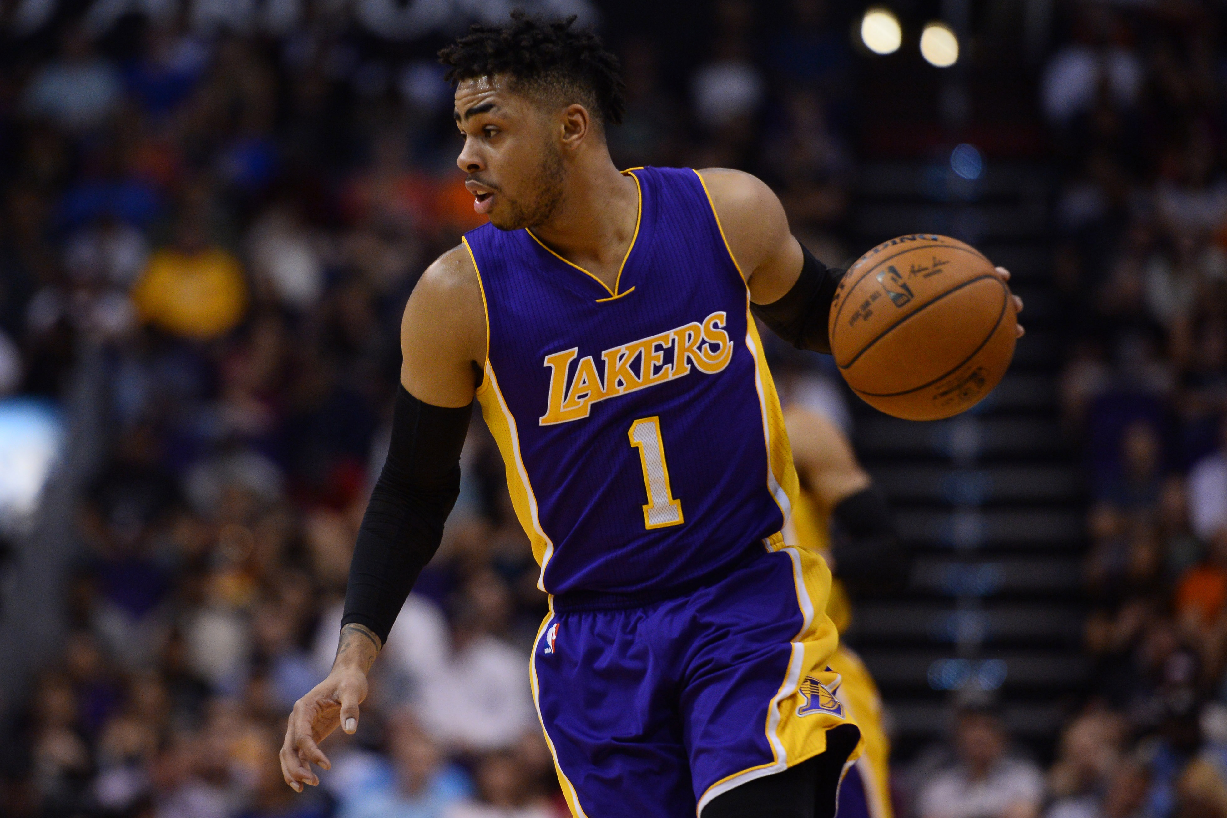NBA Trade Grades: Lakers trade D'Angelo Russell to Nets ...