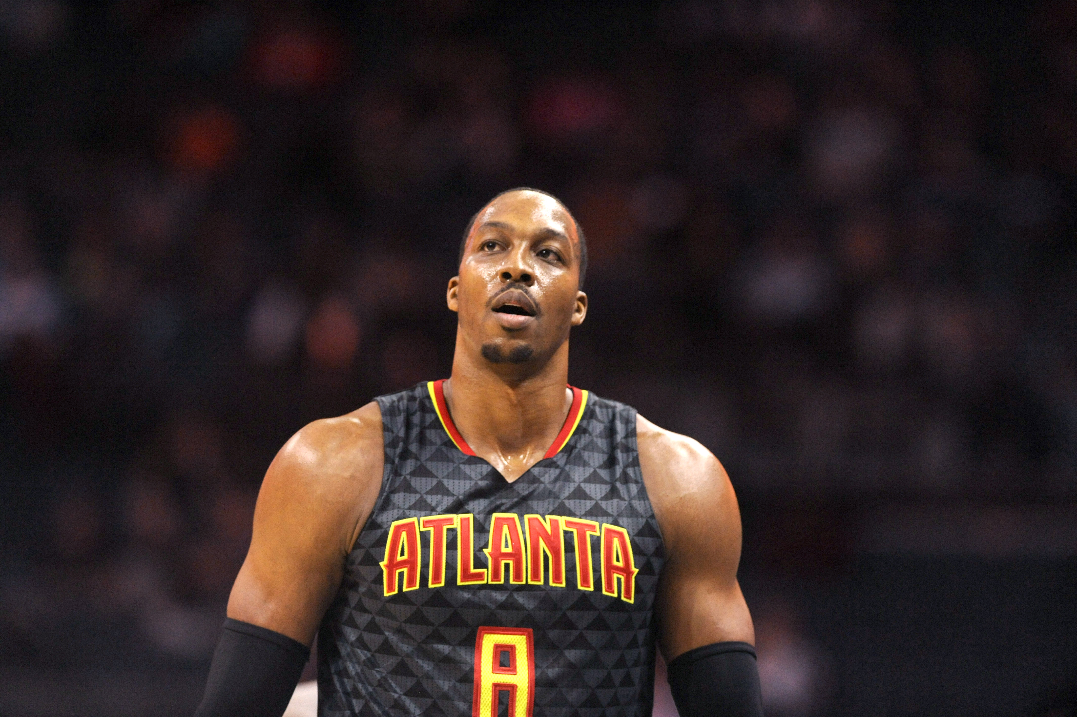 half off dae06 c0550 NBA Trade Grades: Hornets acquire Dwight Howard from Hawks
